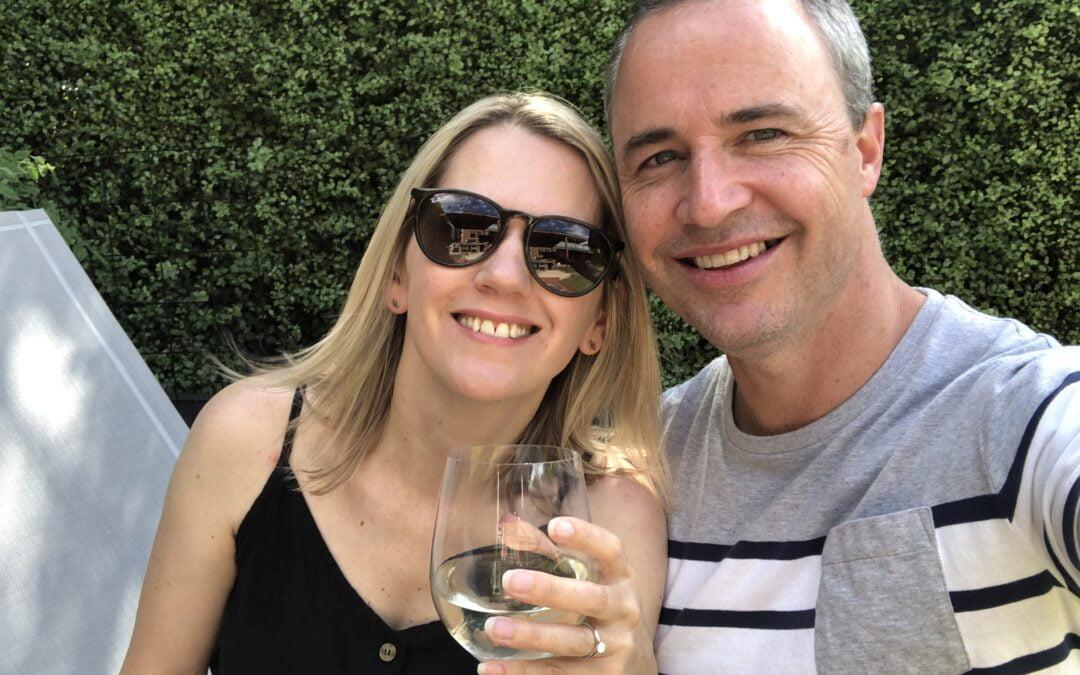 Sarah + Matthew